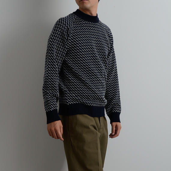 FUJITO / Birds Eye Sweater