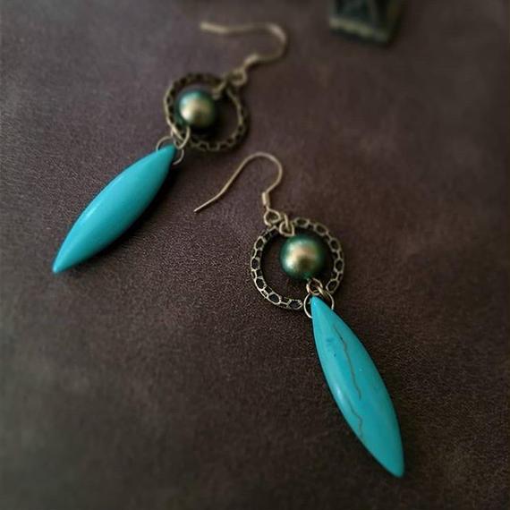 Earrings PE-163