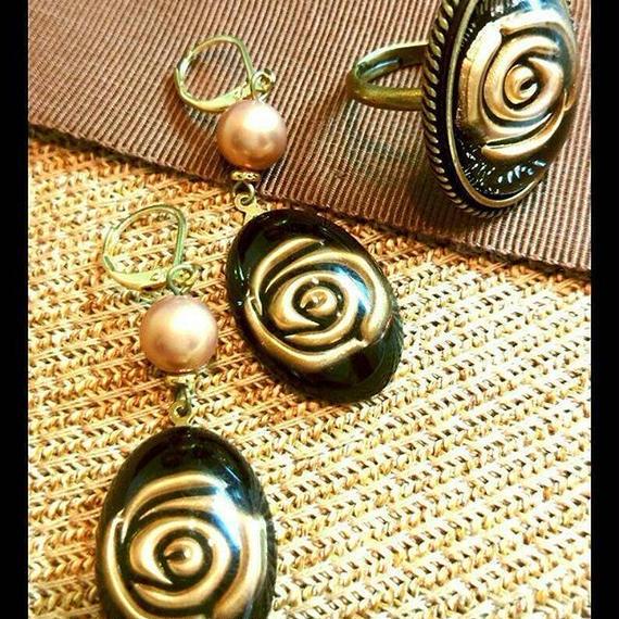 Earrings  PE-123