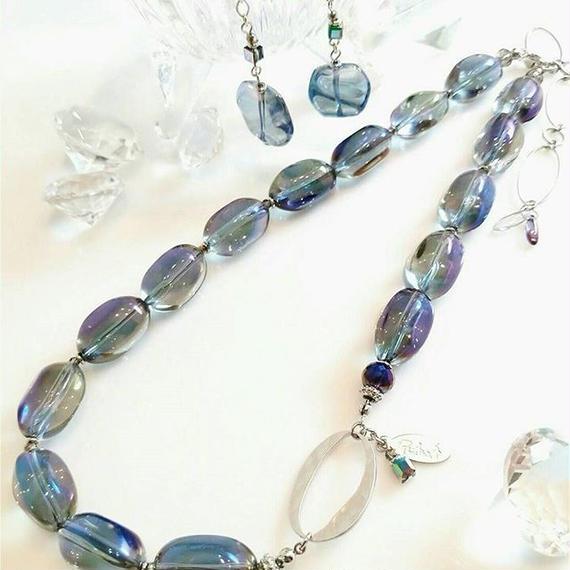 Necklace NC-101-BL