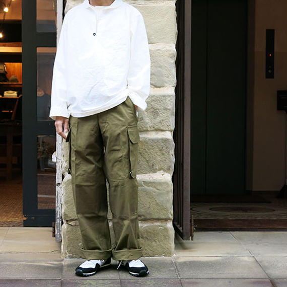 FRENCH ARMY M-47 TROUSERS 前期モデル SIZE33