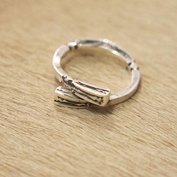 Touareg Silver / Ring03 / Silver100%