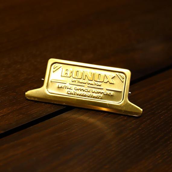 Metal clip - Brass