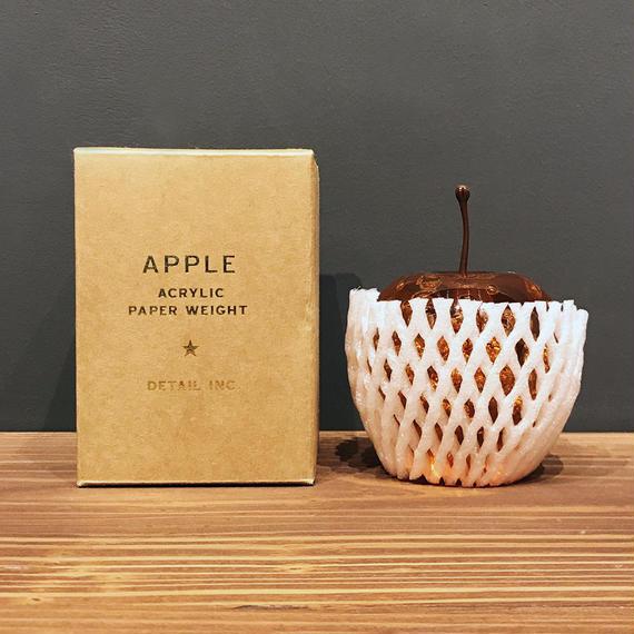APPLE - amber