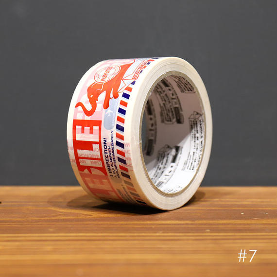 PACKING TAPE #7