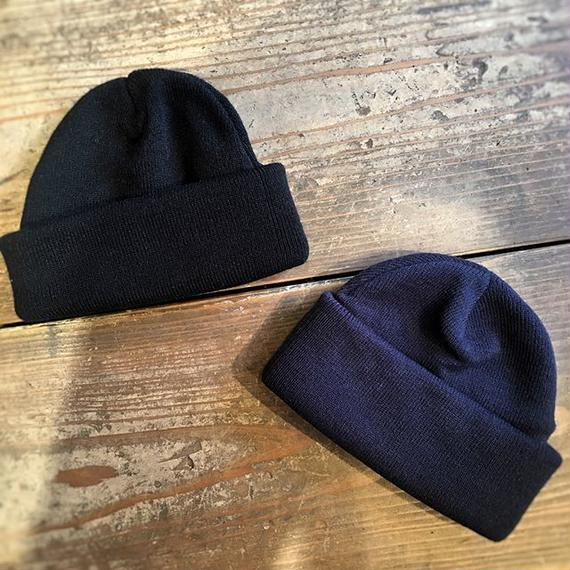 AlligatorWorks(アリゲーターワークス)/ WATCH CAP / Black,Navy