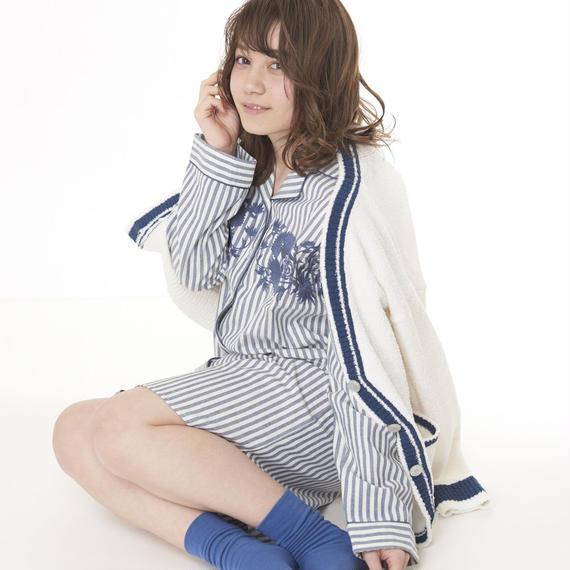 【ライトマシュマロカーディガン】P91418-742