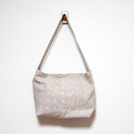 Join up Shoulder bag(beige)