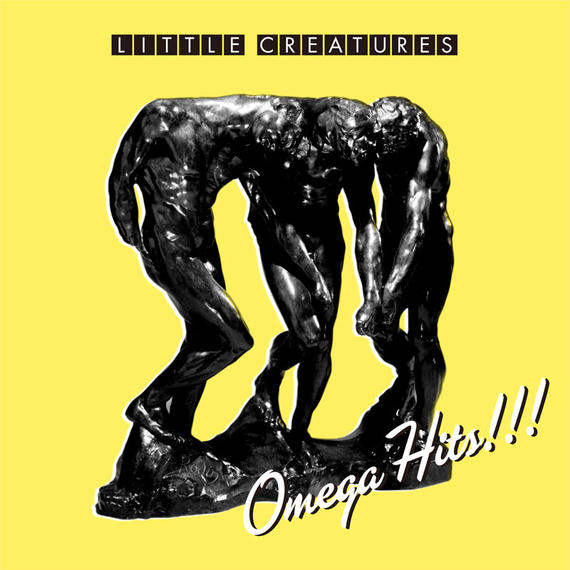 "【CD】LITTLE CREATURES  ""OMEGA HITS!!!"""