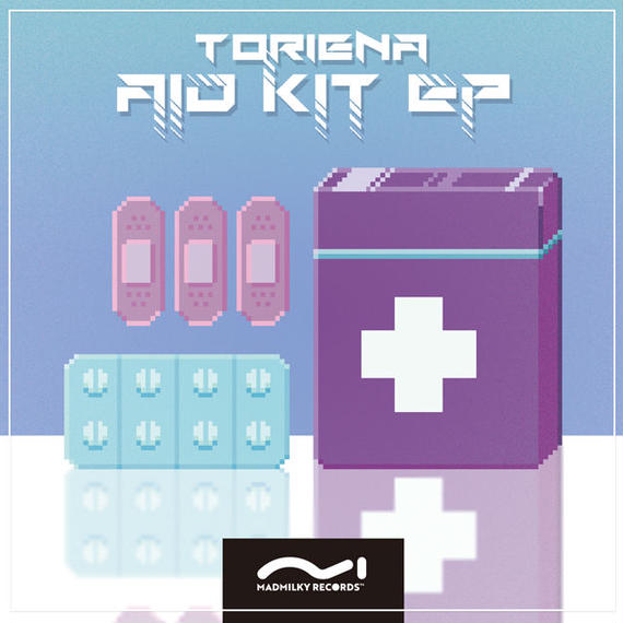 "New Chiptune EP ""AIDKIT EP"" (Jackets type)"
