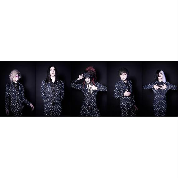 黒鶏式写眞-PLUTO-(アーチスト写真)