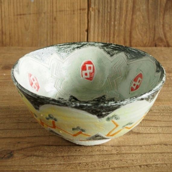 畑中 圭介 パステルオリベ 鉢
