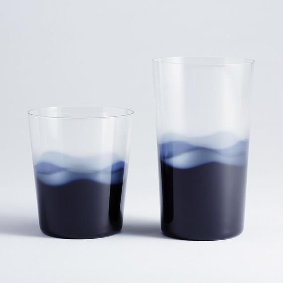 オールドグラス&タンブラーセット Old glass & tumbler set