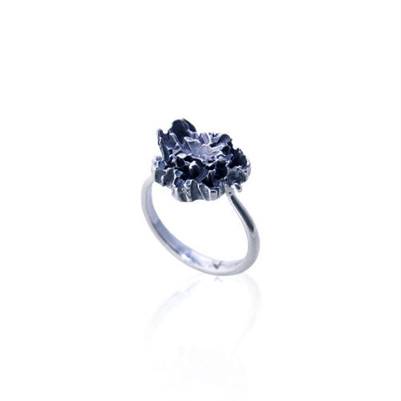 Botanical Jewelry   - Spray Mum Ring -  【SPMR】