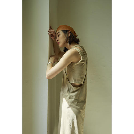 "【""little $uzie"" Original #2】Asymmetry Layerd Dress (ls046)"