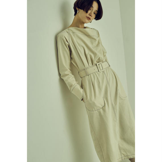 "【""little $uzie"" Original #3】Back Open Dress (ls062)"