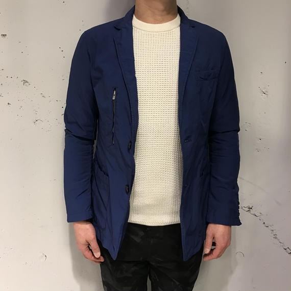 【N.MASAKI COLORS×PAZZO】テーラードジャケット ブルー