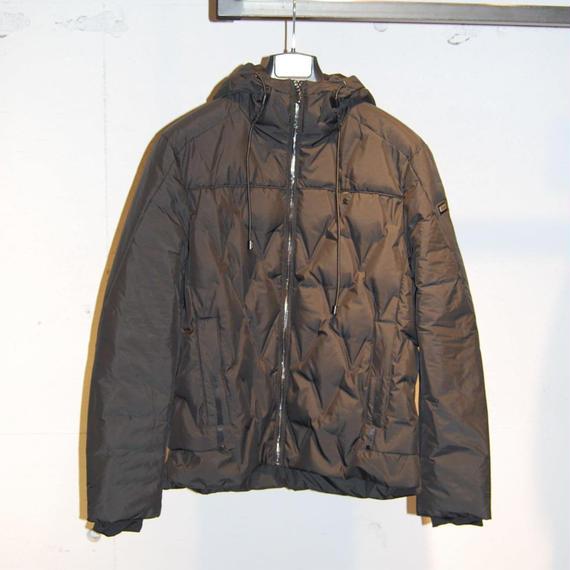 【SSEINSE】シームレスダウンジャケット ブラック