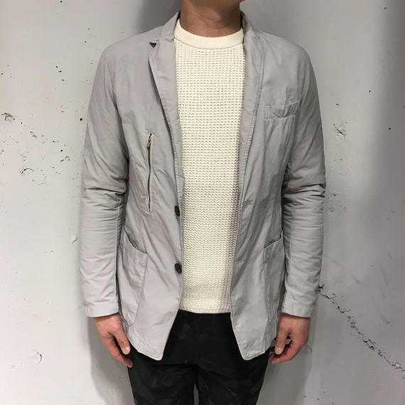 【N.MASAKI COLORS×PAZZO】テーラードジャケット グレー