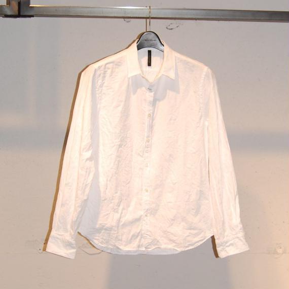【Custom Culture】ジャガードシャツ ハイビスカス柄