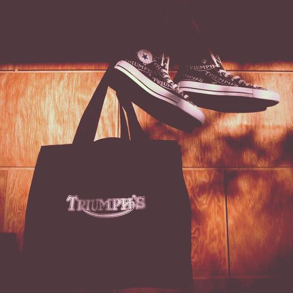 TRIUMPH'S トートバッグ