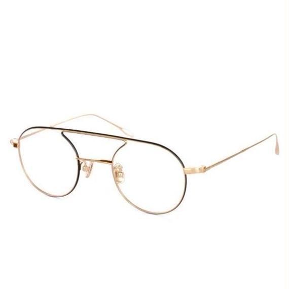 YUICHI TOYAMA.:ユウイチ トヤマ《U-067 Hannes Col.01》眼鏡