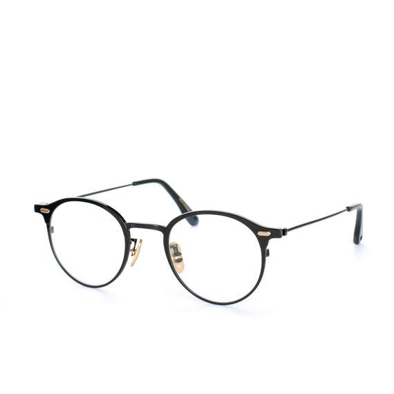 OG×OLIVER GOLDSMITH:オージーバイオリバーゴールドスミス《Re.PIMLICO 46 Col.017》眼鏡 フレーム