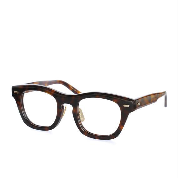 OG×OLIVER GOLDSMITH:オージーバイオリバーゴールドスミス《Re.SEG 47 Col.118-5》眼鏡 フレーム