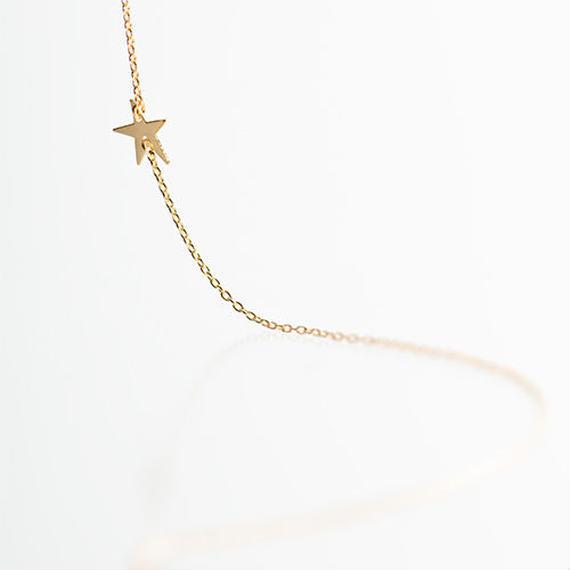 AURORA GRAN:オーロラグラン《K18YGネックレス・メイクアウィッシュ》9304-1