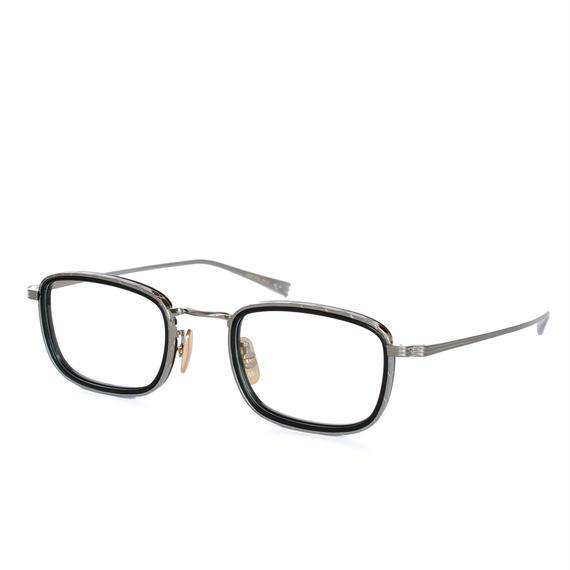 OG×OLIVER GOLDSMITH:オージーバイオリバーゴールドスミス《UMPIRE 48-2 Col.020-4》眼鏡 フレーム