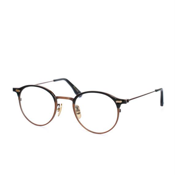 OG×OLIVER GOLDSMITH:オージーバイオリバーゴールドスミス《Re.PIMLICO 46 Col.055》眼鏡 フレーム