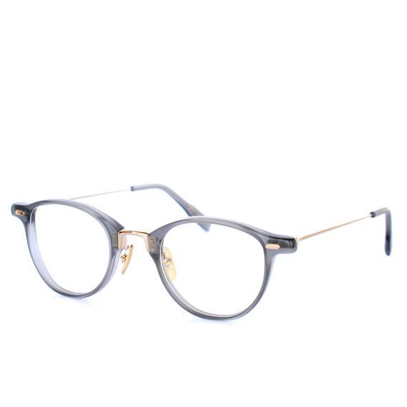 OG×OLIVER GOLDSMITH:オージーバイオリバーゴールドスミス《POETS Col.117-2》眼鏡 フレーム