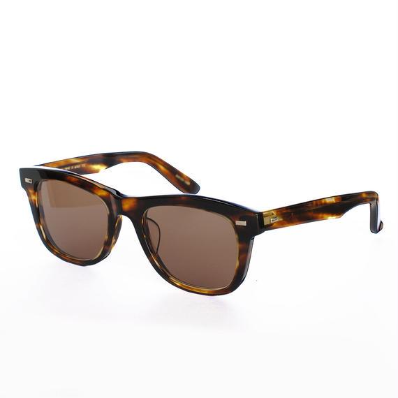 Mr.Gentleman Eyewear:ミスタージェントルマン・アイウェア《DYLAN Col.Y》サングラス