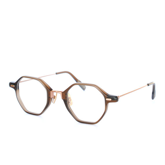 OG×OLIVER GOLDSMITH:オージーバイオリバーゴールドスミス《NOVELIST Col.115-2》眼鏡 フレーム