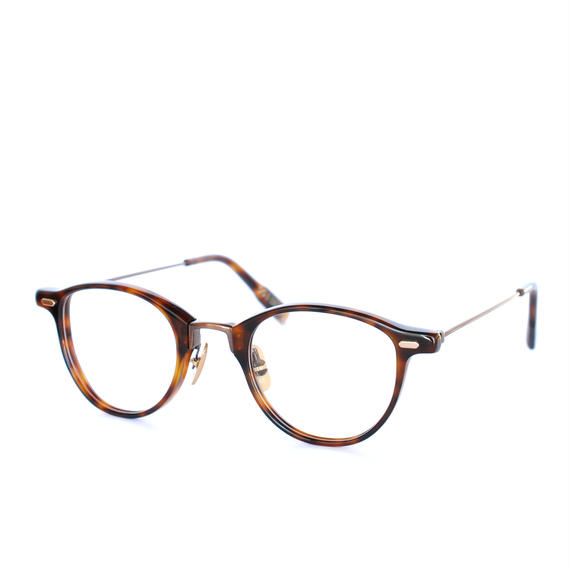 OG×OLIVER GOLDSMITH:オージーバイオリバーゴールドスミス《POETS Col.118》眼鏡 フレーム