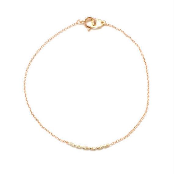 AURORA GRAN:オーロラグラン 《K10/K18 ブレスレット・コンビブレスレット》8304-2