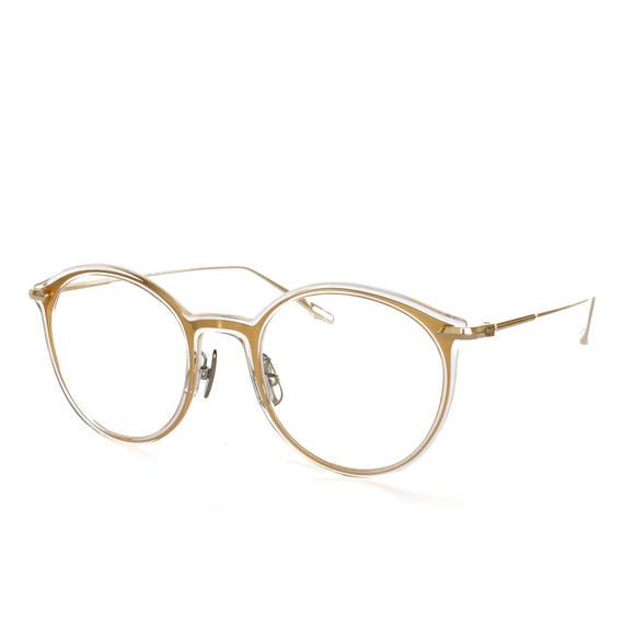 YUICHI TOYAMA.:ユウイチ トヤマ《U-096  Lily Col.01》眼鏡フレーム