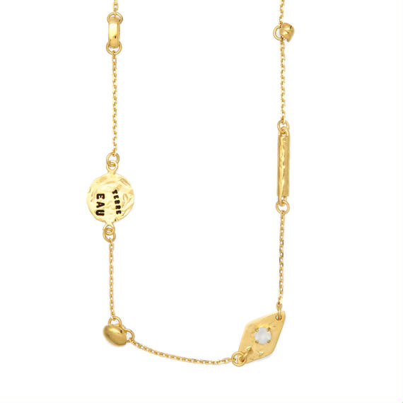 SERGE THORAVAL:セルジュトラヴァル《Les éléments Necklace:081 N12》チョーカーネックレス 2wey