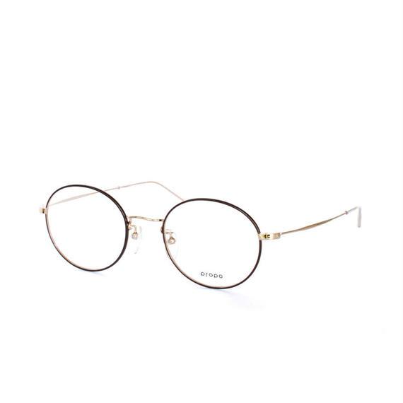 propo:プロポ 《MARI Col.3》眼鏡 フレーム
