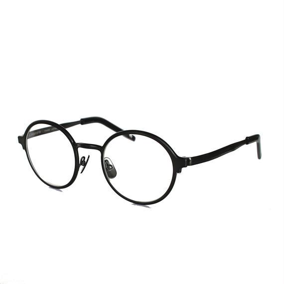 I.ENOMOTO:アイ エノモト《IE005 Col.BK》眼鏡 フレーム
