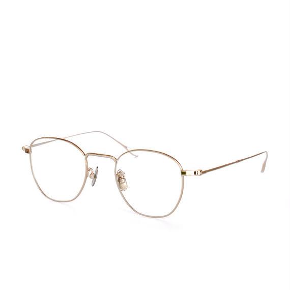 YUICHI TOYAMA.:ユウイチ トヤマ《U-080 Alfred Col.04》眼鏡フレーム