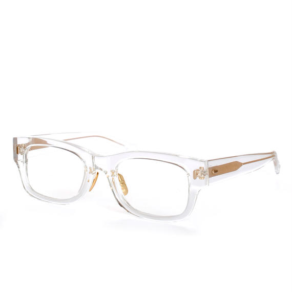OG×OLIVER GOLDSMITH:オージーバイオリバーゴールドスミス《SK 48-2 Col.119-5》眼鏡 フレーム