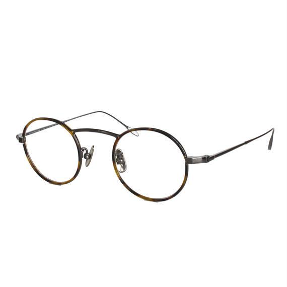 YUICHI TOYAMA.:ユウイチ トヤマ《U-074W W.Johannes Col.09》眼鏡フレーム