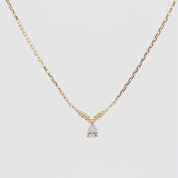 sowi:ソーイ 《K10YG   ダイヤモンド ネックレス》309N0095-TY