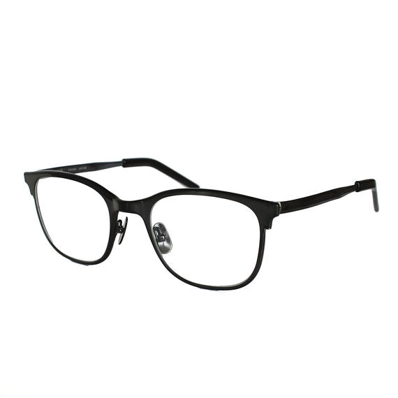 I.ENOMOTO:アイ エノモト《IE004 Col.BK》眼鏡 フレーム