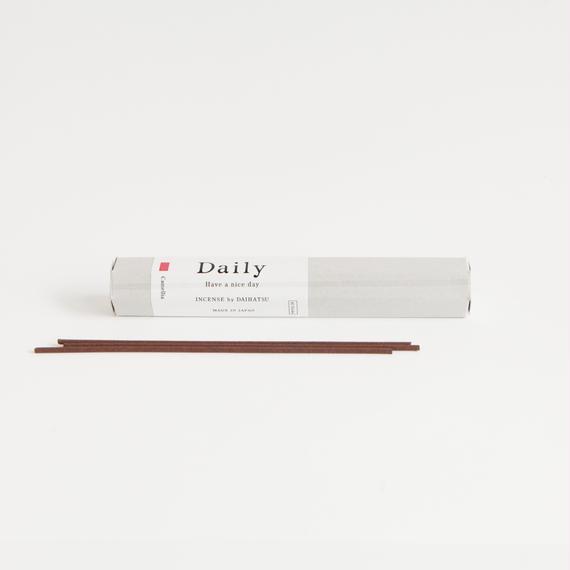 Daily   INCENSE   椿(兵庫県 淡路島)