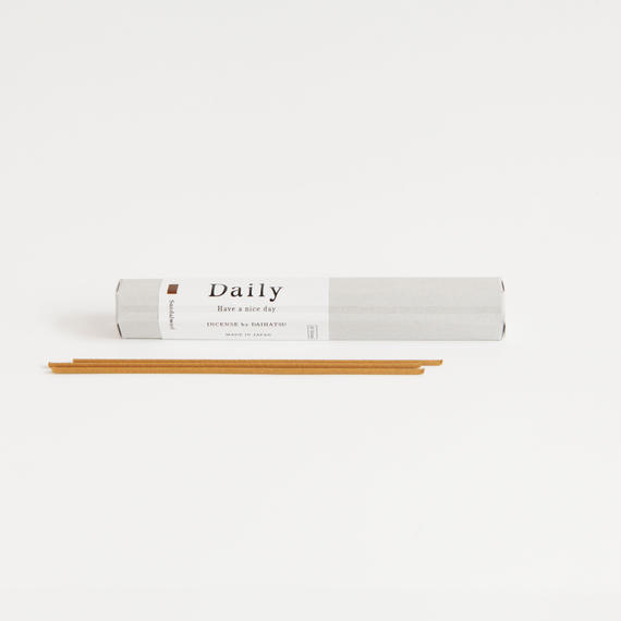 Daily   INCENSE   白檀(兵庫県 淡路島)