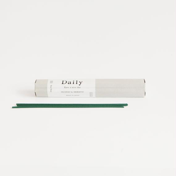 Daily   INCENSE   ティーツリー(兵庫県 淡路島)