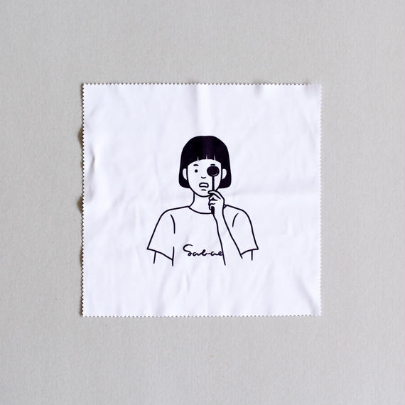 CLEANING CLOTH EYETEST