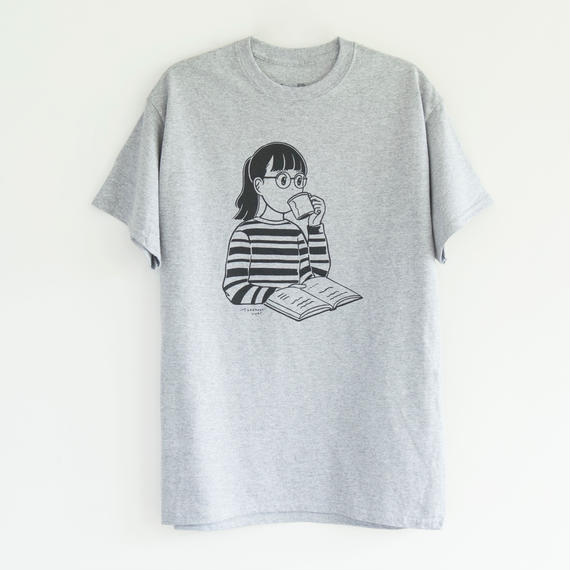 T SHIRTS    OPT GIRL /  illustration : Takahashi Yuki